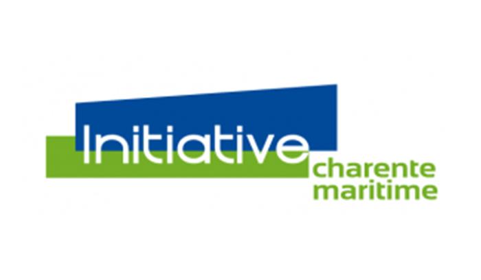 Initiative Charente-Maritime Logo, Partenaire Espace Gestion 17