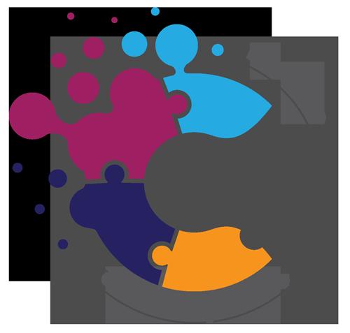 Badge membre réseau d\\\\\\\'entrepreneur Created by ECNA