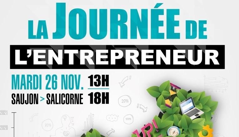 Journée de l'entrepreneur – Saujon (17)