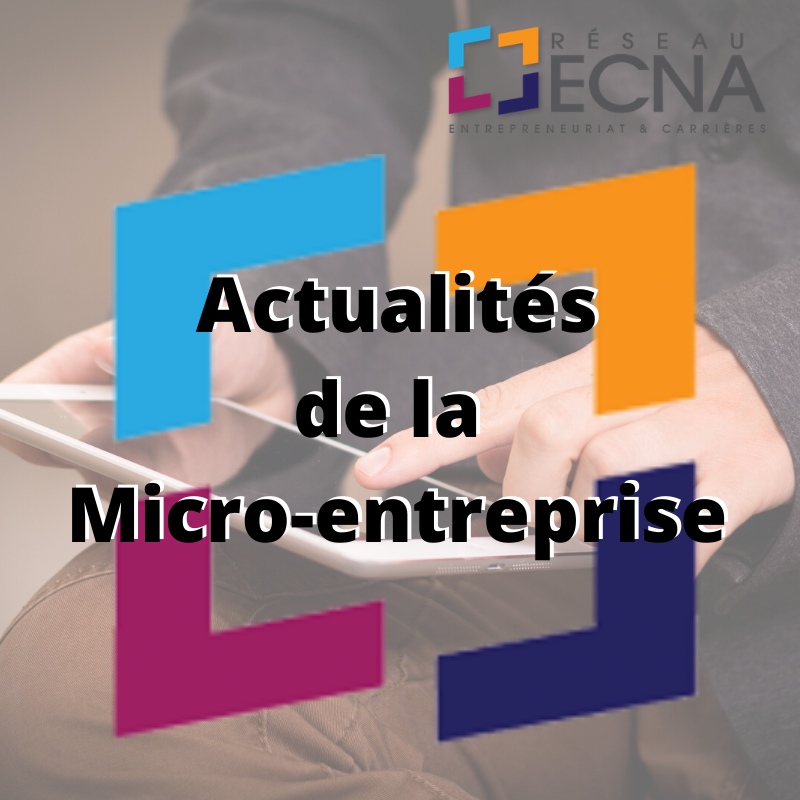 Augmentation des seuils pour la Micro-Entreprise au 1er janvier 2020