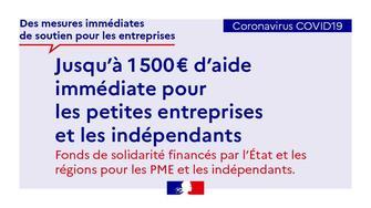 Aides aux entreprises : Le fonds de solidarité est reconduit