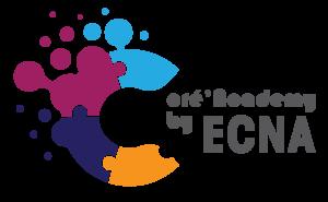 Logo Cré'Academy by ECNA formation entrepreneuriat