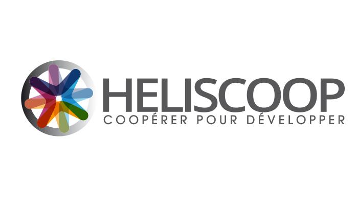 Logo Heliscoop, Partenaire entrepreneuriat Espace Gestion 17