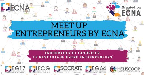 Meet'Up  Entrepreneurs By ECNA