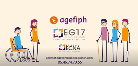 L'Agefiph et la création d'entreprise